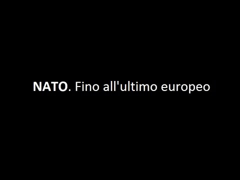 NATO. Fino all'ultimo europeo | Pandora TV