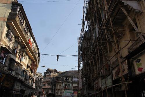 i walk to zaveri bazar via  bhuleshwar from cp tank by firoze shakir photographerno1