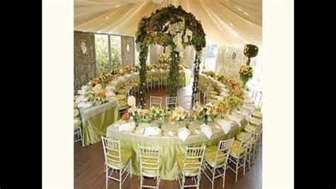 New Wedding Venue Decoration   YouTube