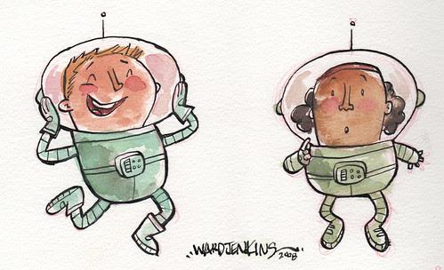 Space kids 2