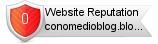 Conomedioblog.blogspot.com website reputation