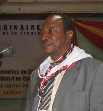 Alpha Conde is the newly-elected president of the West African state of Guinea. The country gained independence from France in 1958. by Pan-African News Wire File Photos