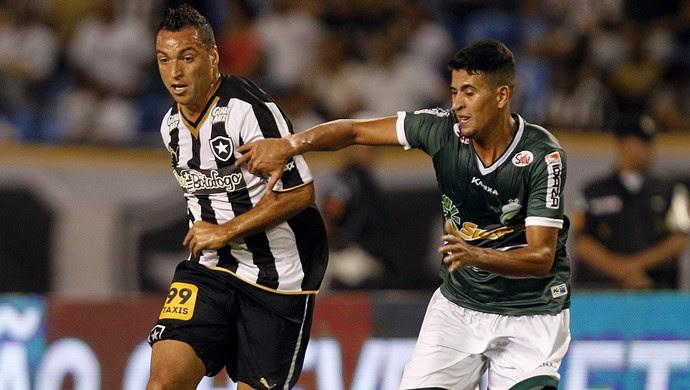 Daniel Carvalho Botafogo x Luverdense Engenhão (Foto: Vitor Silva/SSPress)
