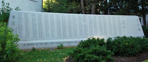 Camden War Memorial