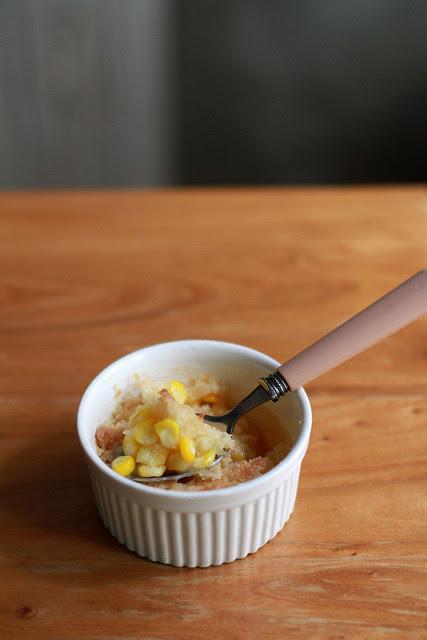 Sweet Corn Crumble