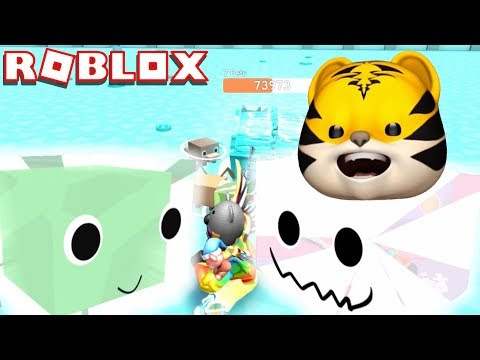 Jerry The Slime Zach The Ghost Roblox Pet Simulator - roblox pet simulator super mega hack