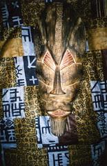 Strange Aburi mask
