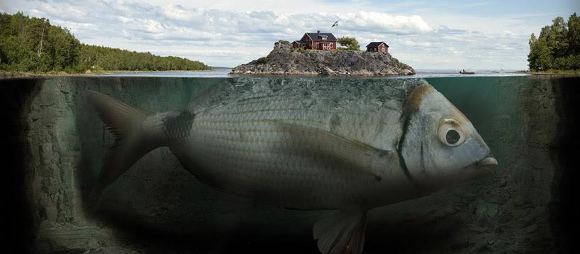 surreal photomanipulation by erik johansson