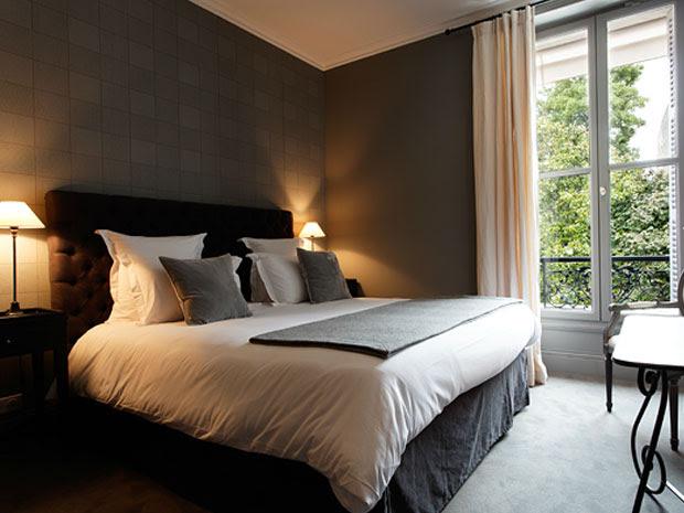 Desain Kamar Hotel Minimalis Cantik 2020