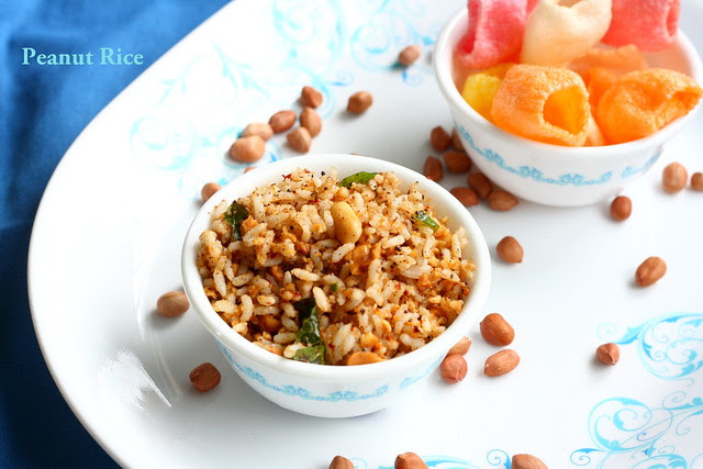 Peanut rice 2