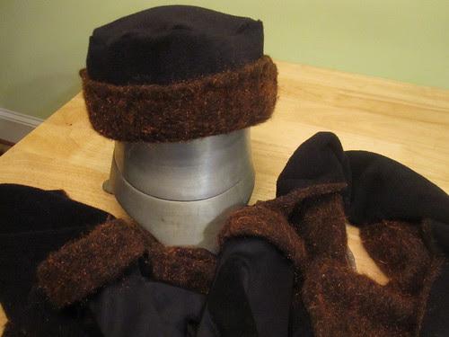 Copper Sweaterknit Accessories