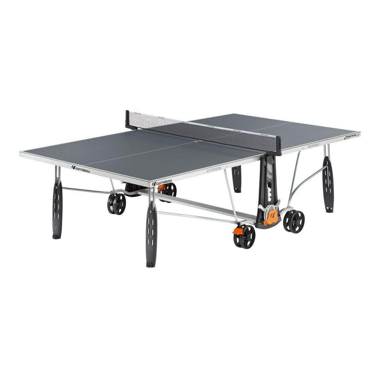Zoom Sur Les Meilleures Tables De Ping Pong Le Parisien