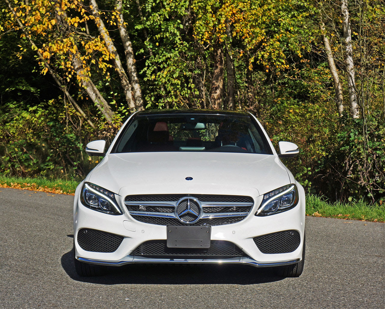 2016 Mercedes-Benz C300 4Matic Sedan Road Test Review ...