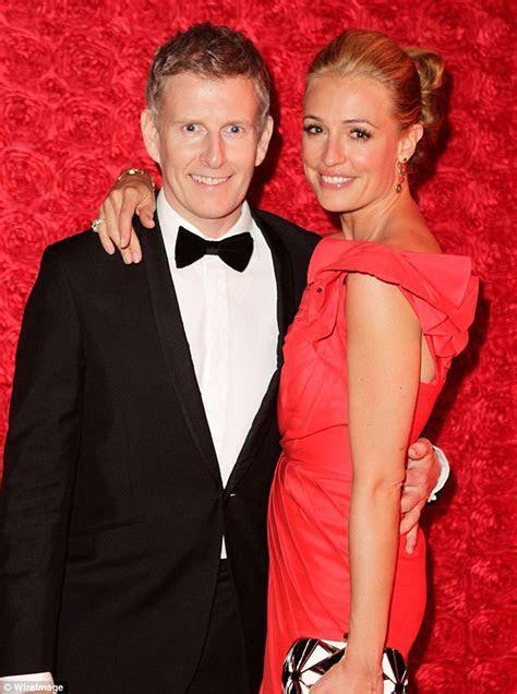 Cat Deeley weds Patrick Kielty in secret ceremony in Rome