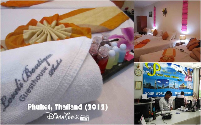4D3N Day 1 - Loveli Boutique Guesthouse