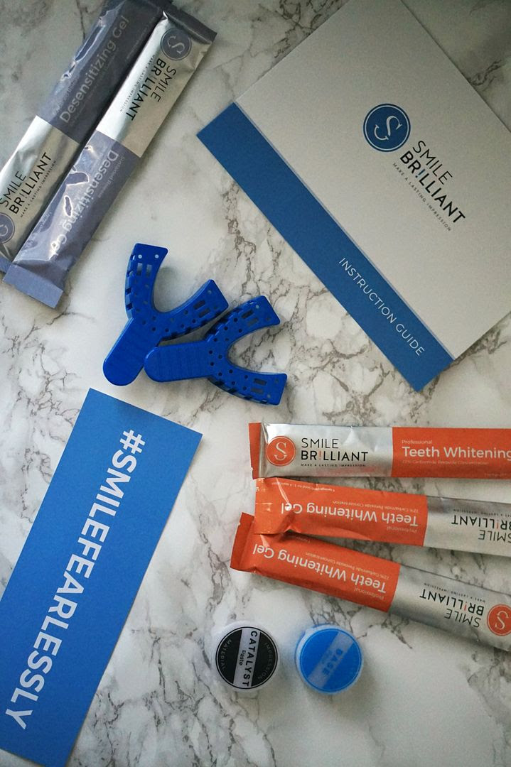 Smile Brilliant At Home Teeth Whitening Review