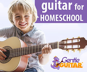 Guitar Lessons for Homeschool
