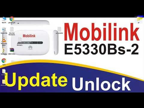 How To Unlock E5330bs-2 Mobilink Device Free In One Click