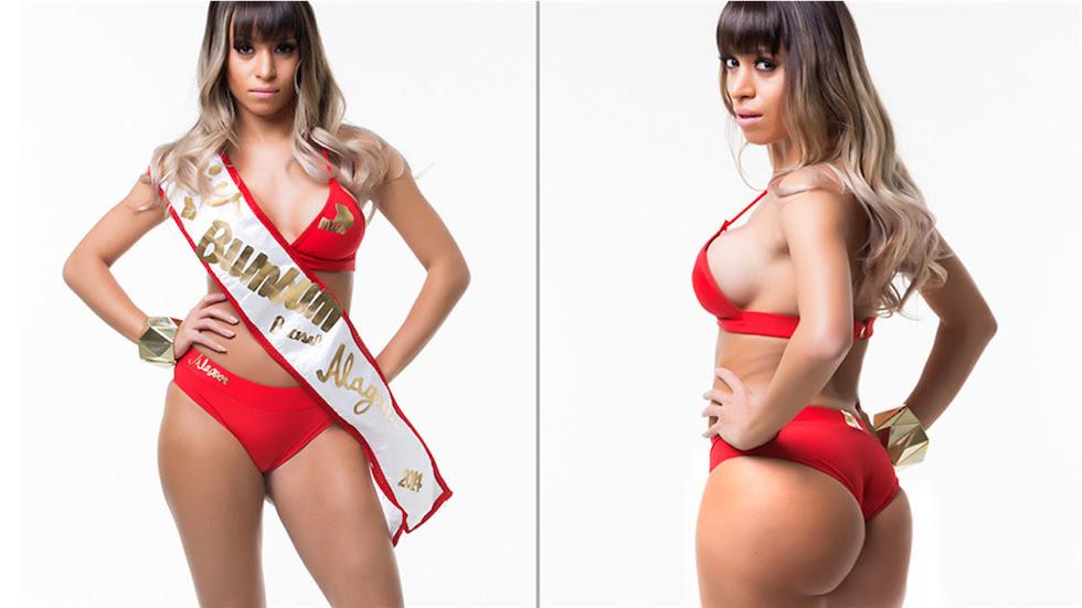 Miss Bumbum 2014 Alagoas - Mundo Nerd Info