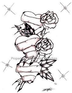 3 Roses Drawing At Getdrawingscom Free For Personal Use 3 Roses