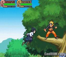 Naruto Shippuden Shinobi Rumble Nds Anime Wallpaper