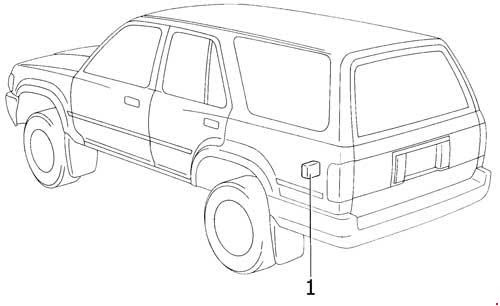 Toyota 4runner Fuel Pump Wiring Diagram Box Wiring Diagram