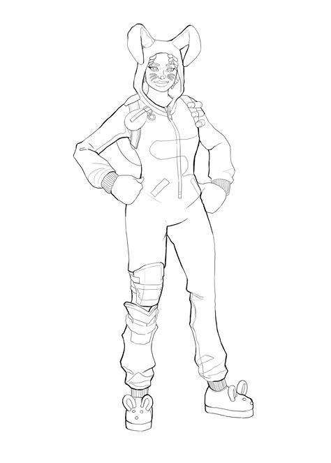 fortnite coloring pages   ultra high resolution