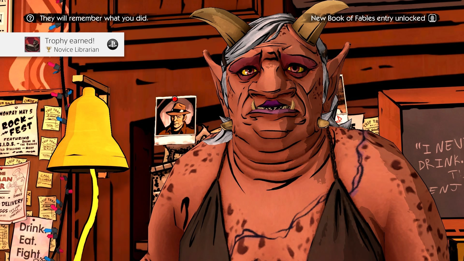 The Wolf Among Us Wallpaper (92+ images)
