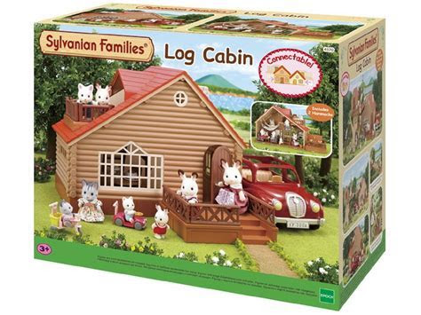 Sylvanian Families. Miniature Toys, Calico Critters. Kids
