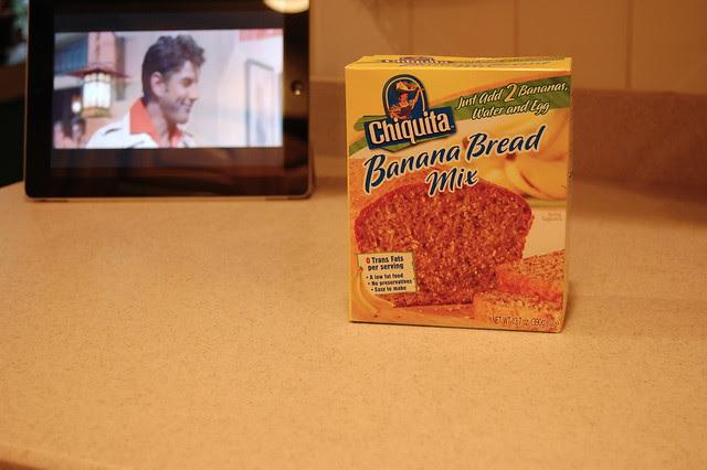 Fake-Baking - Banana Bread