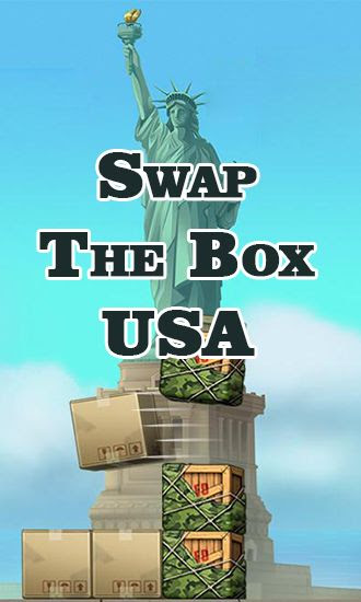 Screenshots of the Swap the box: USA for Android tablet, phone.