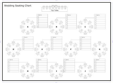 Best 25  Seating chart template ideas on Pinterest