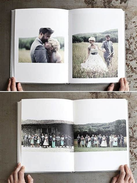 Best Wedding album layout ideas on Pinterest