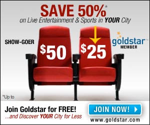 Goldstar actually saves you money