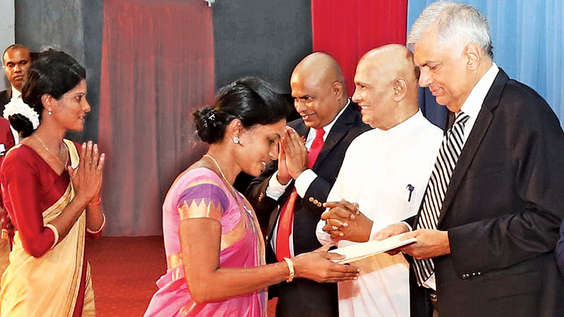 TEN-YEAR EDUCATION PLAN FOR JAFFNA - PM