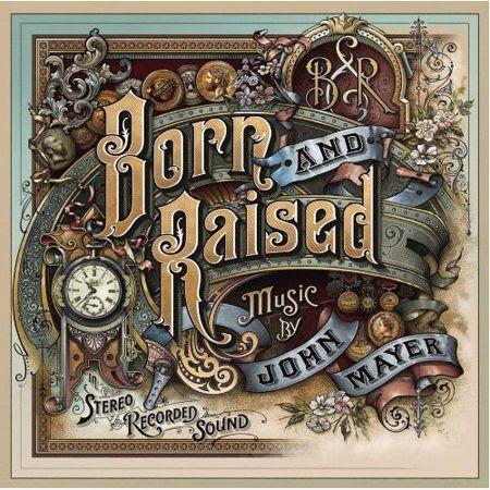 Born & Raised, John Mayer
