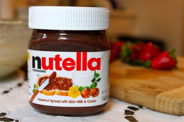 Quem criou a Nutella?