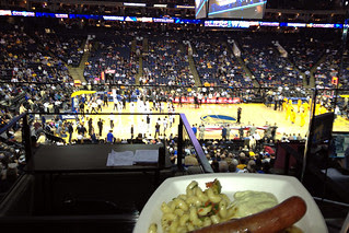 Golden State Warriors - Free food