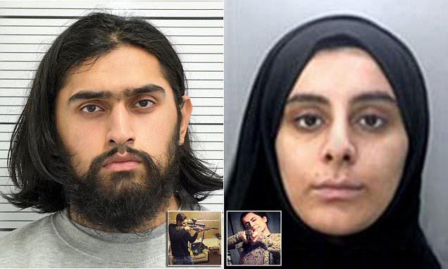 Birminham couple plotting a massacre from terraced home