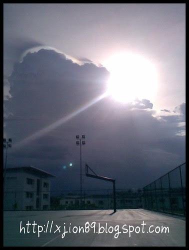My light of hope