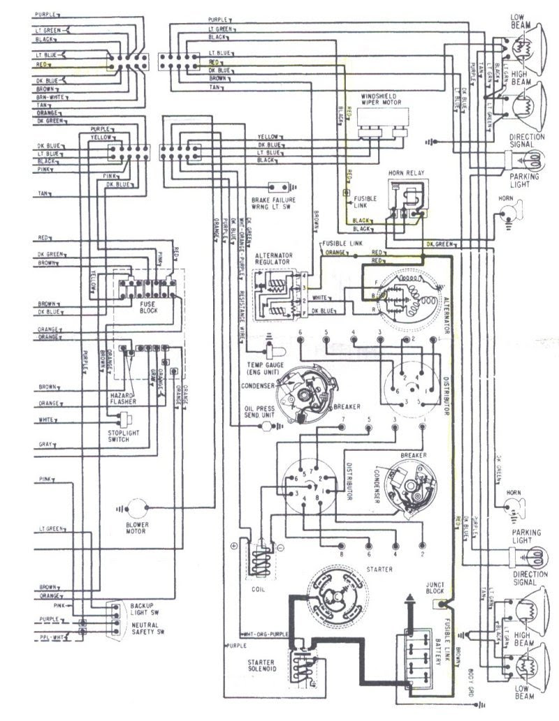 1967 Chevelle Heater Wiring Diagram Gota Wiring Diagram