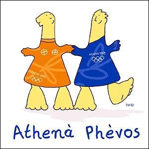 Athena şi Phevos