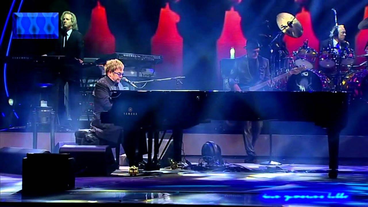 Elton John - Candle in the Wind feb 2013 - YouTube