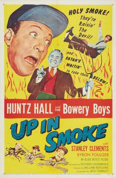 Bowery Boys Up in Smoke