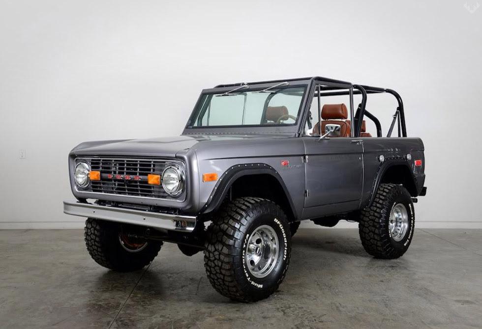 Classic Ford Broncos | LumberJac