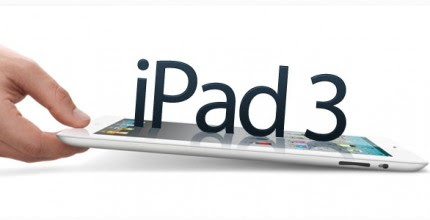 iPad 3 Features