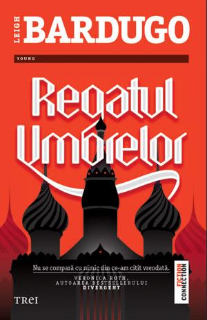 Regatul umbrelor (Trilogia Grisha, #1)