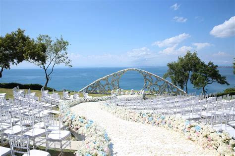 Dream worthy weddings at AYANA Resort and Spa   Condé Nast
