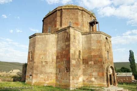 Ναός του Αγίου Ιωάννη, Μαστάρα, Αρμενία (5ος-6ος αι.)