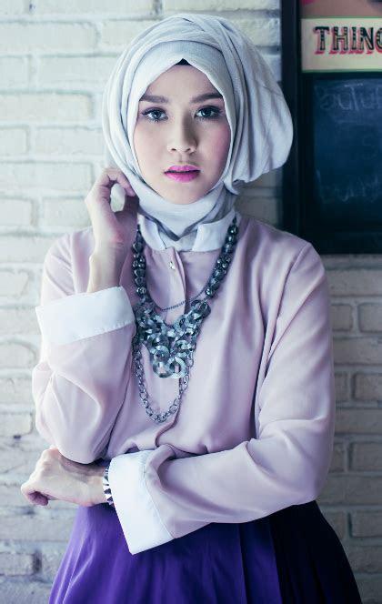 zaskia adya mecca berbisnis fashion  jenuh